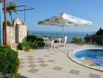 165 euro Domek z basenem dla 12 osób