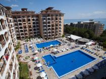 Apartment 1 bedroom in complex with swimming pool